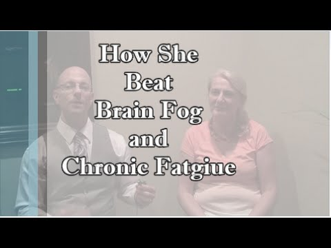 How To Beat Brain Fog and Chronic Fatigue