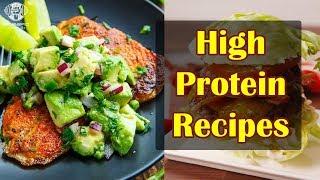 High Protein Diet  (HEALTHY + TASTY)