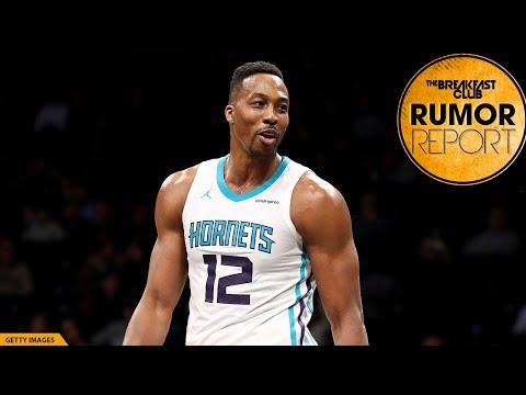 Xxx Mp4 Dwight Howard Opens Up About Sexuality Says He 39 S Not Gay But Understands Homophobia 3gp Sex