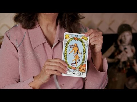 Major Arcana Tarot Cards