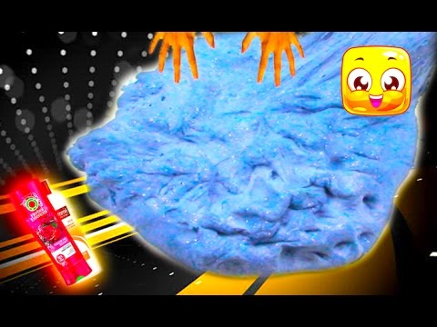 How To Make Conditioner Slime! Giant Slime without Glue, Borax, Liquid Starch, Detergent, Eye Drops