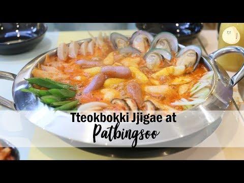 Patbingsoo Korean Dining House - For Hip Korean Street Food And Bingsoo At VivoCity