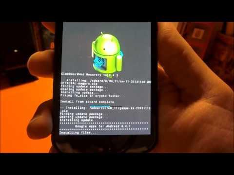 Samsung Galaxy NEXUS - GUIDA AL FLASH della Cyanogenmod 11 [Android 4.4 KitKat]