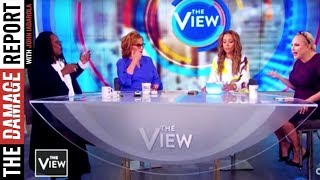 Meghan McCain Cusses Out Joy Behar