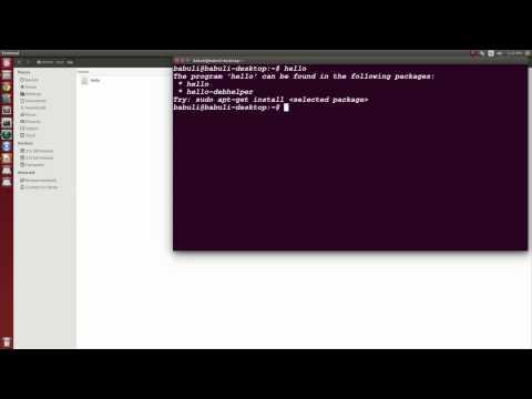 Different ways to set PATH in ubuntu
