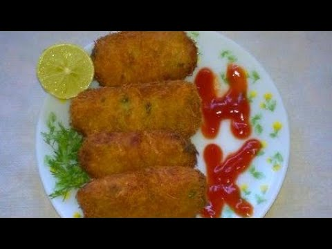 Chicken Cutlets Recipe in Hindi | Russian Cutlets|iftari recipes-06|ramzan special