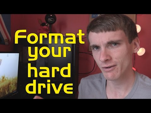 How to format a hard drive or SSD - Delete everything from your hard drive