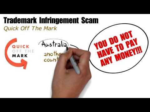 Australian Trademark Registration Scams