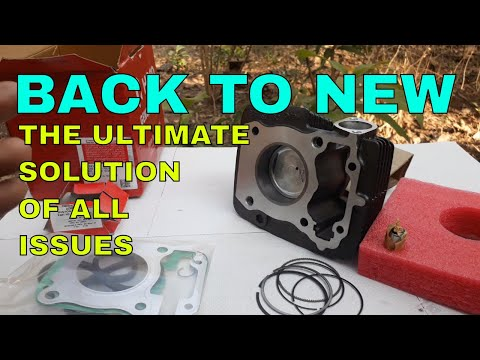Cylinder Kit Unboxing-The Heart Of Your Vehicle.