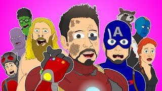 Download ♪ AVENGERS ENDGAME THE MUSICAL - Animated Parody Song Video
