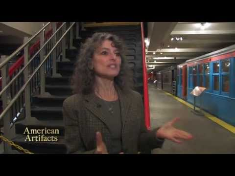 American Artifacts: New York Transit Museum Preview