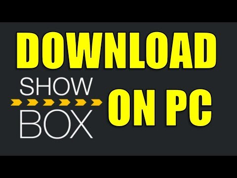 Download Showbox on PC