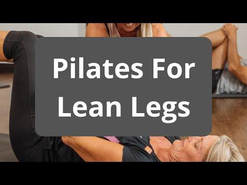 Get in shape for Summer - Lean Legs