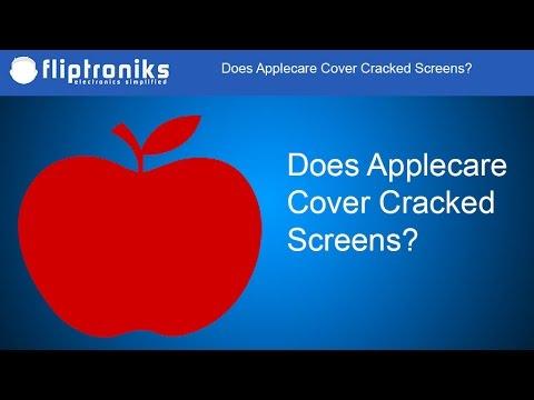 Does Applecare Cover Cracked Screens? - Fliptroniks.com