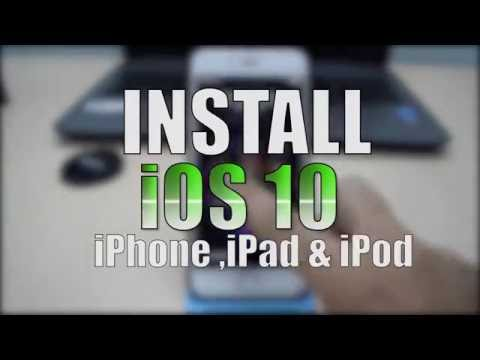 (UPDATED) Install iOS 10 Beta 3 FREE - iPhone, iPad and iPod Without PC & UDID! (Tested on iPhone 6)