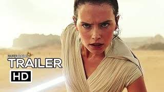Download STAR WARS 9 Official Trailer (2019) The Rise Of Skywalker Movie HD Video