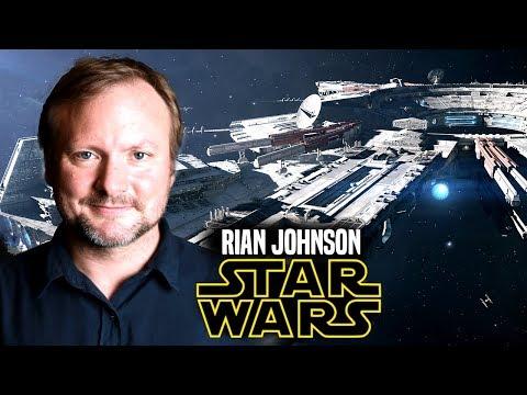 Star Wars! Rian Johnson Responds To Star Wars Fans! His True Feelings