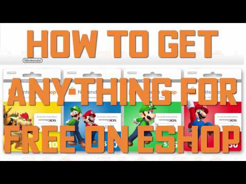 How To Get Free Stuff On Nintendo Eshop