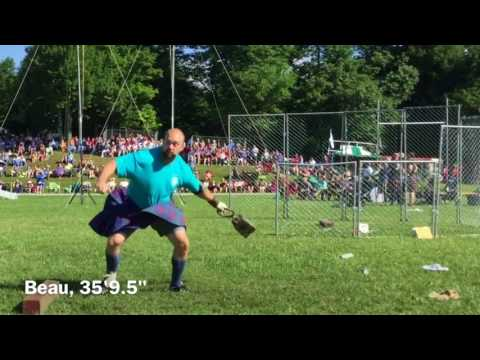 2017 Grandfather Mountain Highland Games  HWFD