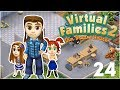 A Professional Toy Maker?! And More Adoptions!! • Virtual Families 2 - Episode #24