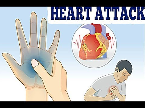 Your Body Will Give You These Signs Few Weeks before Heart Attack!