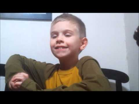 8 year old with Autism (Asperger's) talks about his feelings