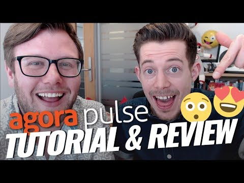 Agorapulse Review 🔥 The all in one tool for social media management 😍