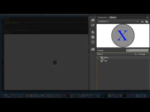 Animate CC (HTML 5) Button Rollover and click count