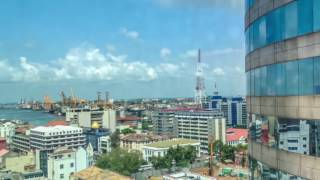 Time Lapse from World Trade Center Colombo