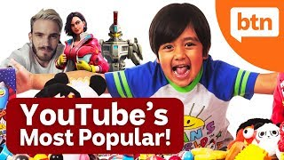 What are the Most Popular Videos on YouTube? – Today's Biggest News