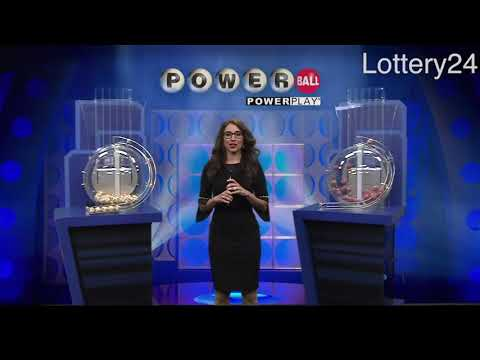 2018 05 26 Powerball Numbers and draw results