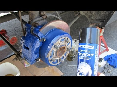 How to Flush Brake Fluid