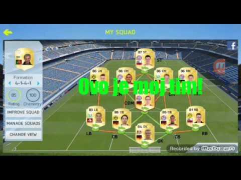 FIFA 15 MOBILE! MONEY GLITCH!