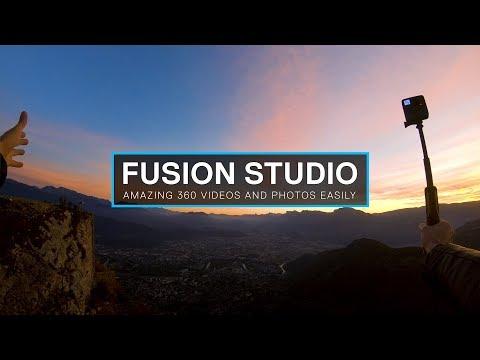 GoPro: Introducing GoPro Fusion Studio