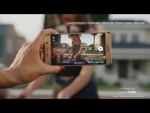 Samsung Galaxy Note5 Introduction HD