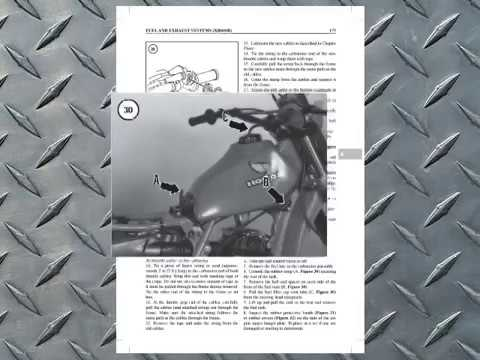 Clymer Manuals Honda XR600R XR650L XRL 650L XR600 Dual Sport Shop Service Repair Manual Video