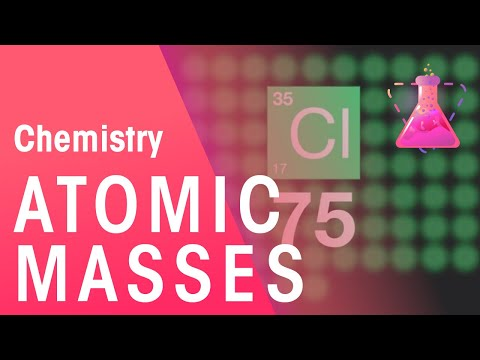 Why aren't all atomic masses whole numbers? | Chemistry for All | The Fuse School