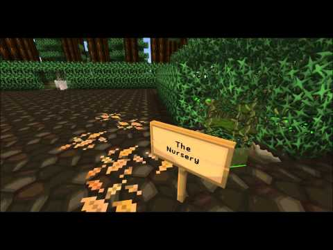 Minecraft; Warriors Cats (LAKE) Map -wip-