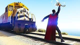 NO ONE CAN KILL THOR....if (GTA 5)