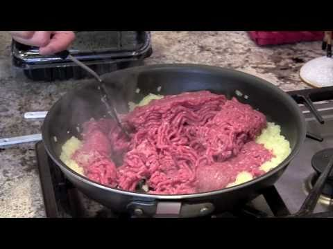 Mexican Beef Soft Tacos by Rockin Robin