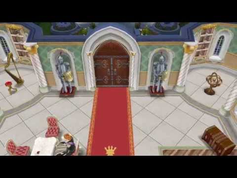 The Sims FreePlay Royalty Update The Northern Glade Castle