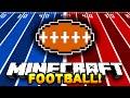 Minecraft SUPER BOWL FOOTBALL! (Patriots vs Seahawks) - w/ PrestonPlayz