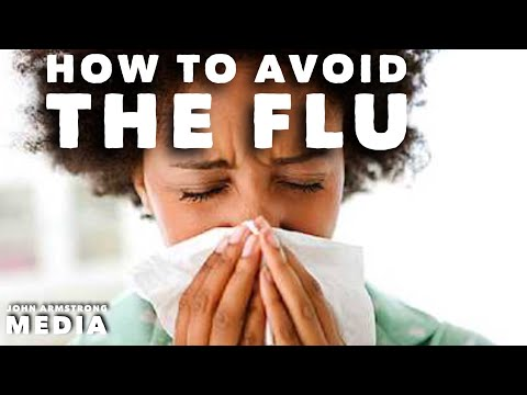 HOW TO KNOW IF YOU HAVE THE FLU & HOW TO PREVENT THE FLU