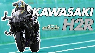 Kawasaki Ninja H2r - Volta RÁpida Com Alex Barros #12 | Acelerados