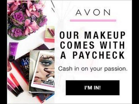 Sell Avon Online -  Begin Selling Avon Today