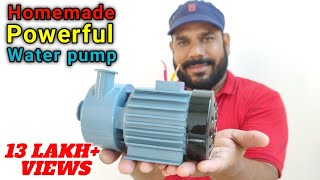 Homemade Water Pump | Awesome Ideas