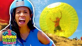 TEAM PICKING / GIANT KING OF THE HILL (Smosh Summer Games)