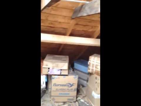 Saggy roof gets BeefedUp Part3