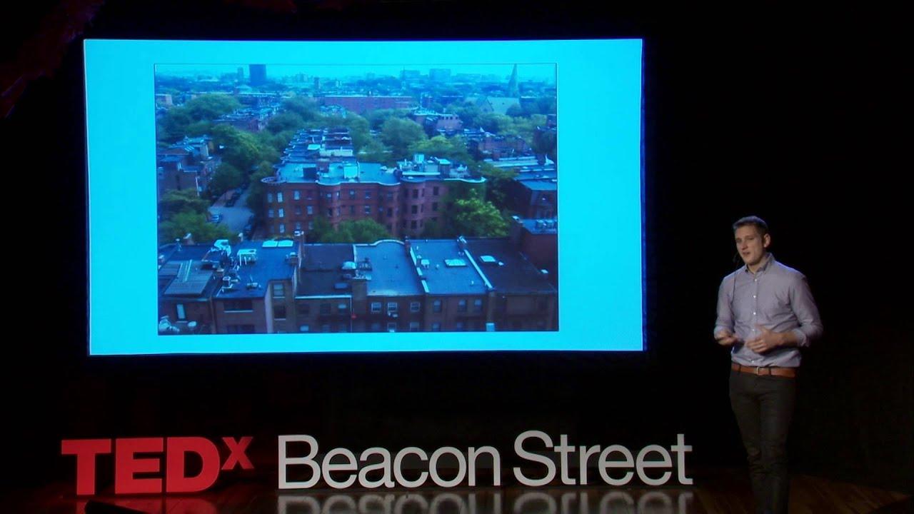 Thinking Inside the Box:  Jon Friedman at TEDxYouth@BeaconStreet