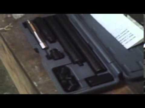 2003 4.6L Mustang - Spark Plug Thread Insert Installation